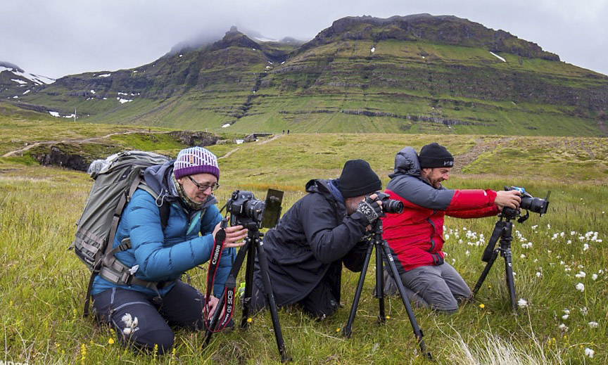 Iceland me - landscape photography tours
