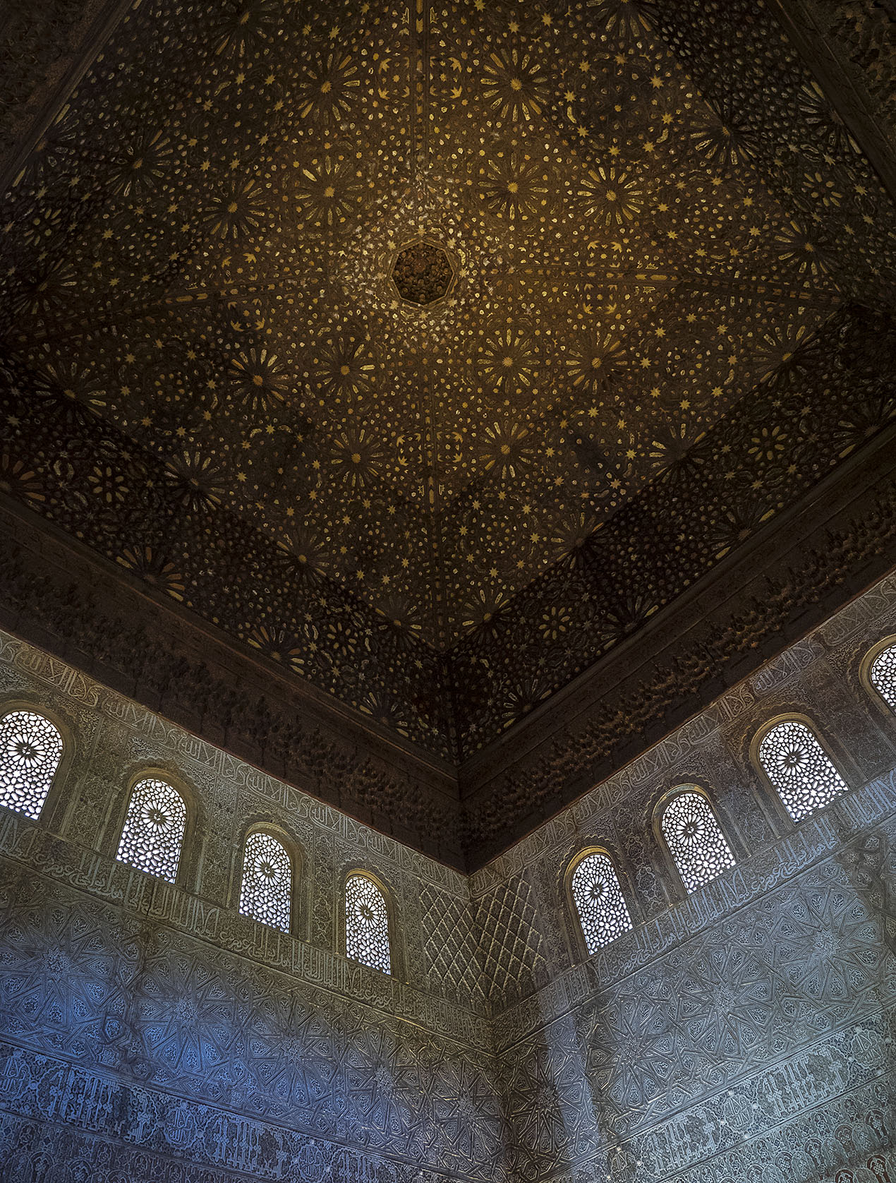 Andalusia - Alhambra interior