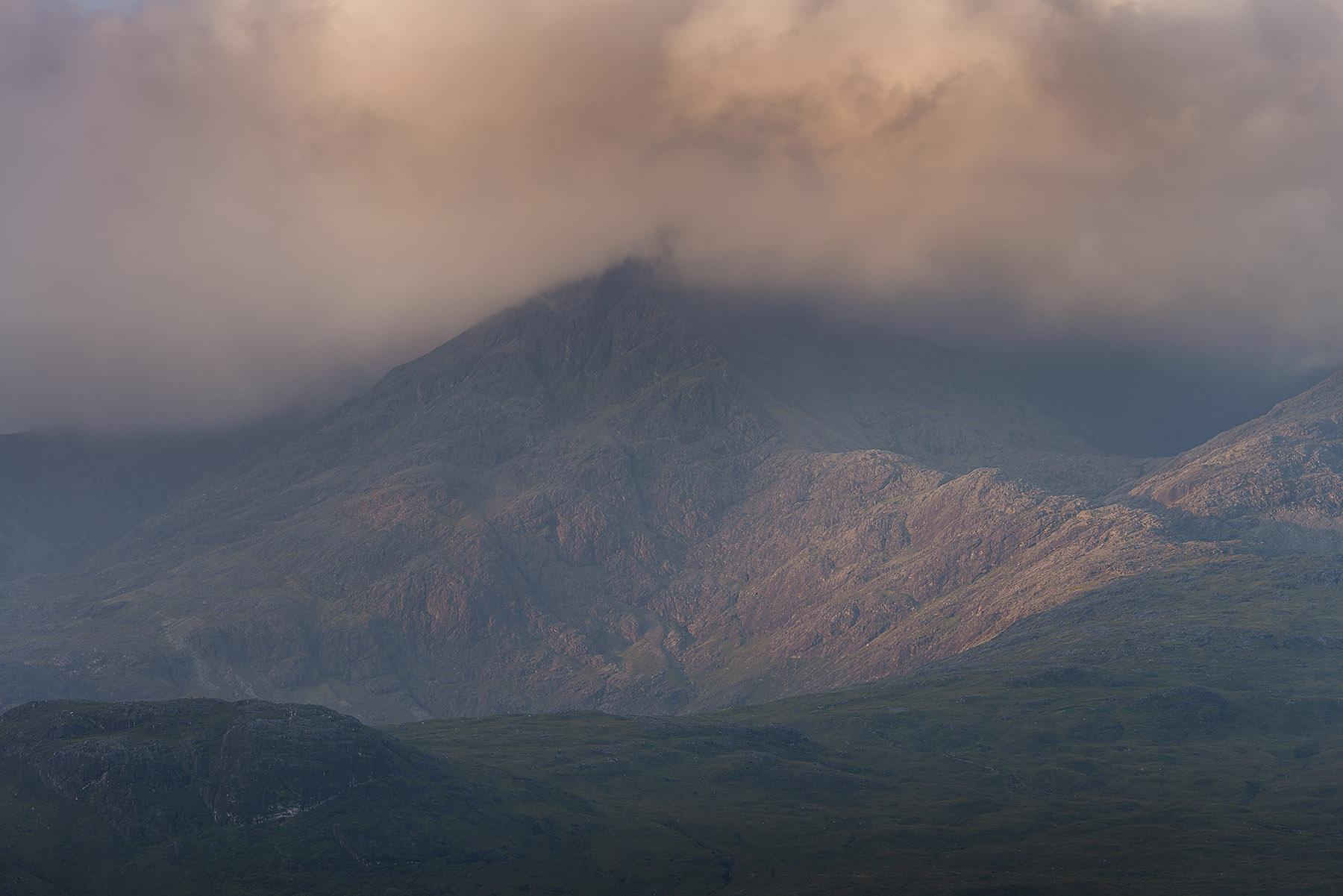 Cuillin Mist, Skye - Scotland