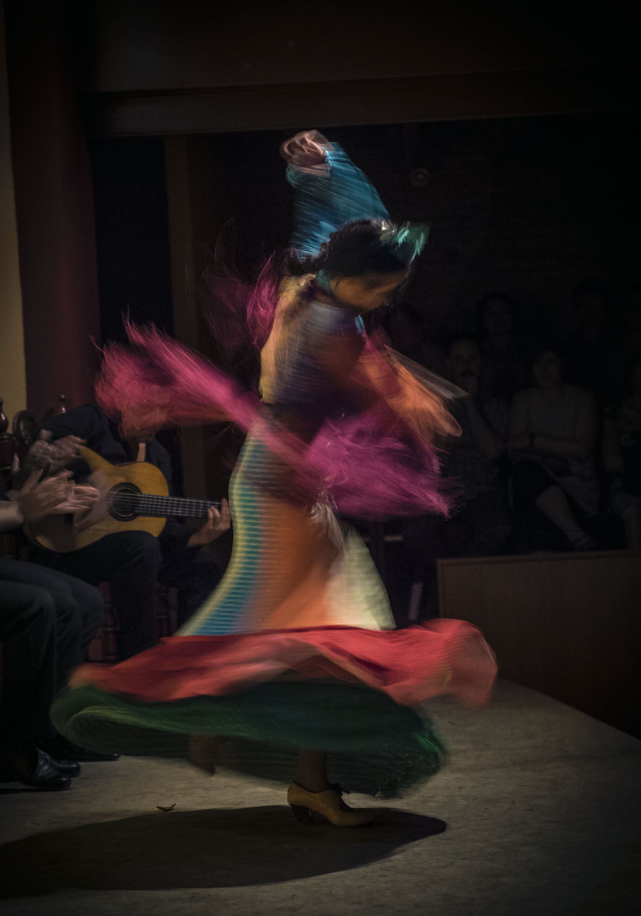 Andalusia - Flamenco dancer, Seville
