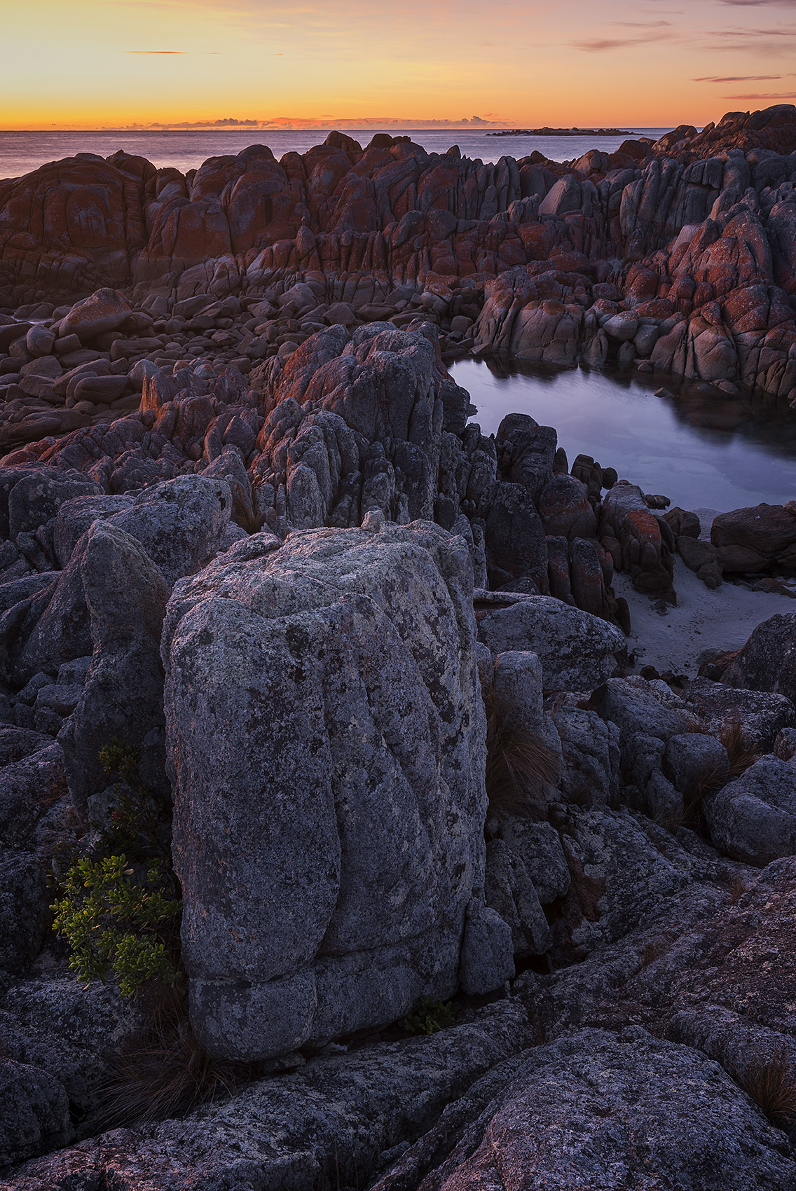 Eddystone Point Tasmania