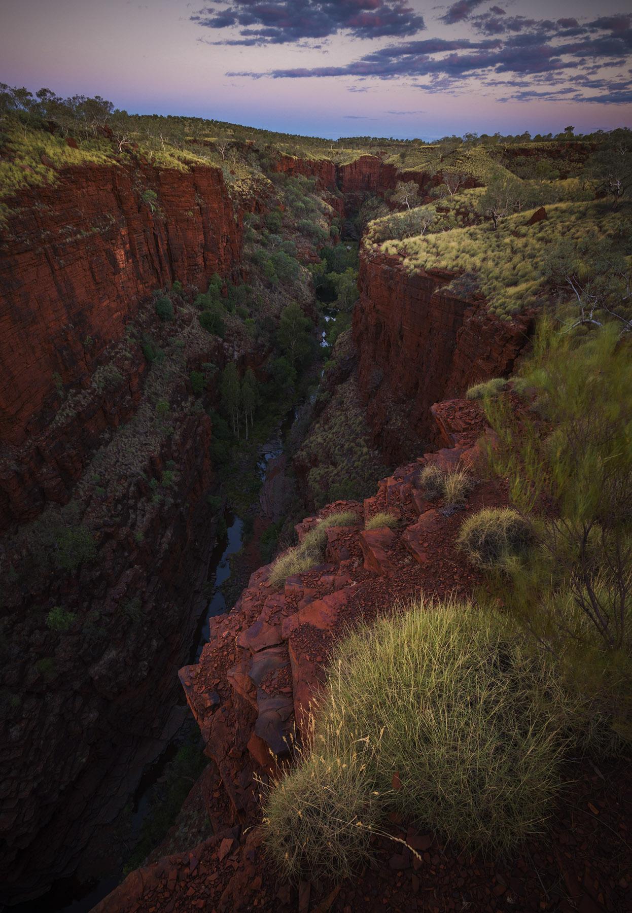 Knox Gorge, Karijini NP - Australia