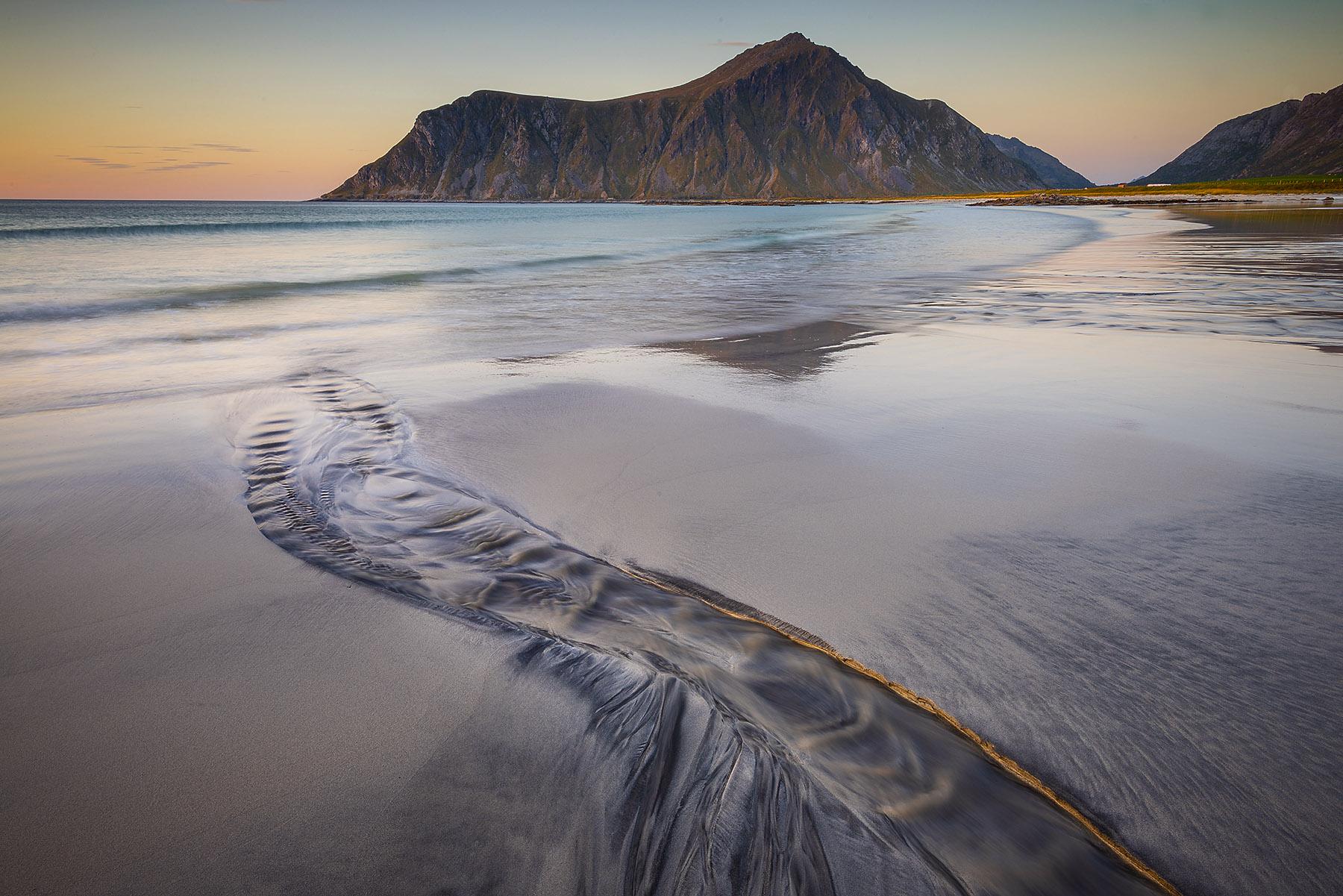 Skagsanden Beach Lofoten