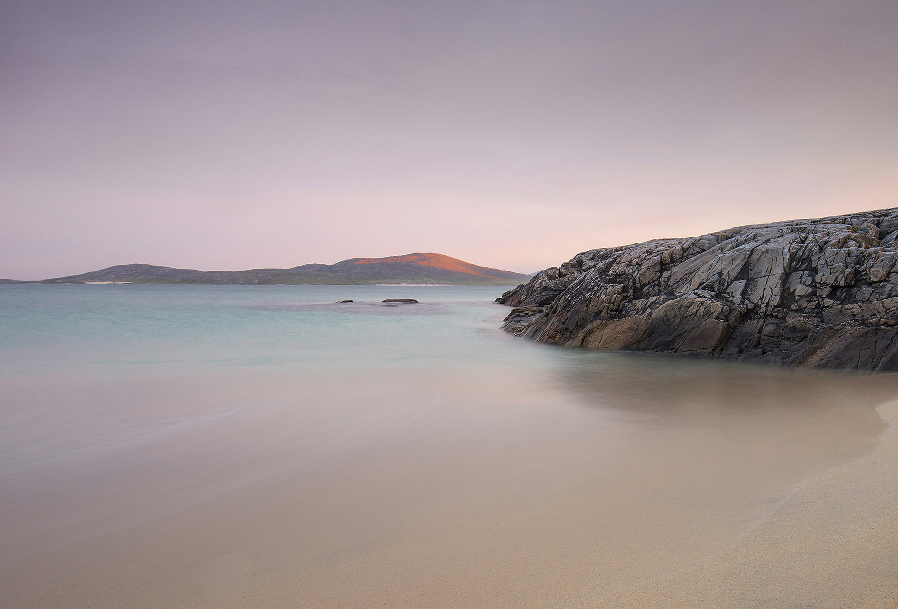 Harris Beach Scotland