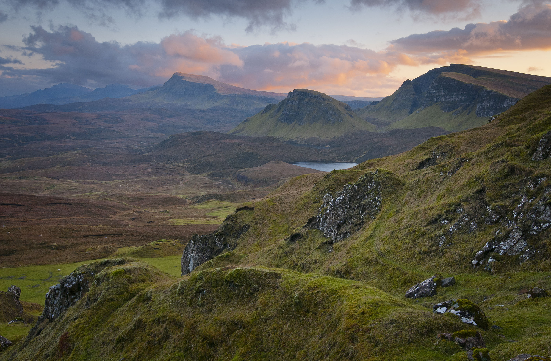 The Quiraing Scotland