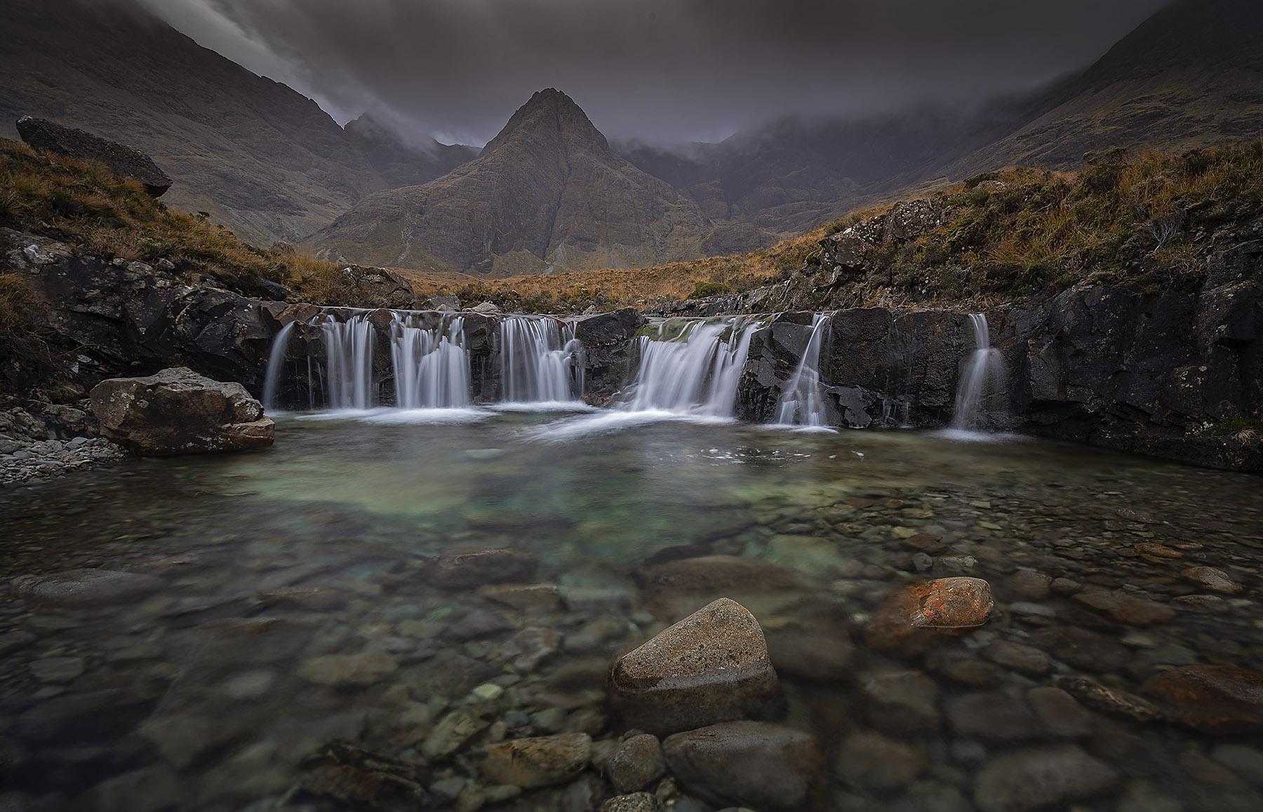 Fairy Pools skye  Scotland