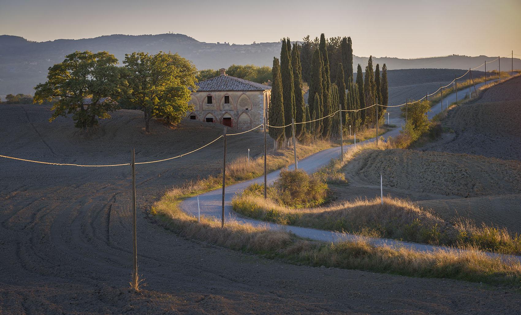 Abandoned Villa Tuscany
