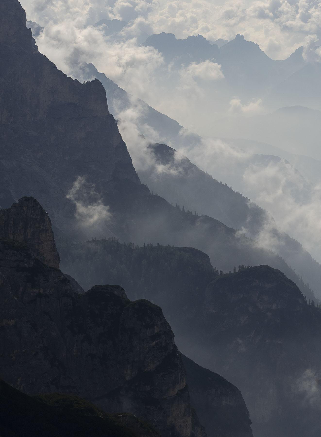 Dolomite Valley Mist