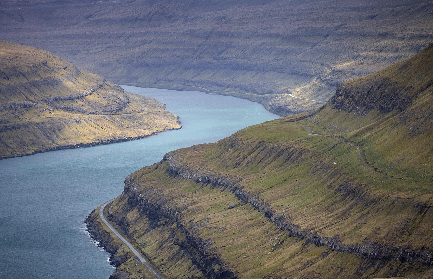 Faroe Fjord