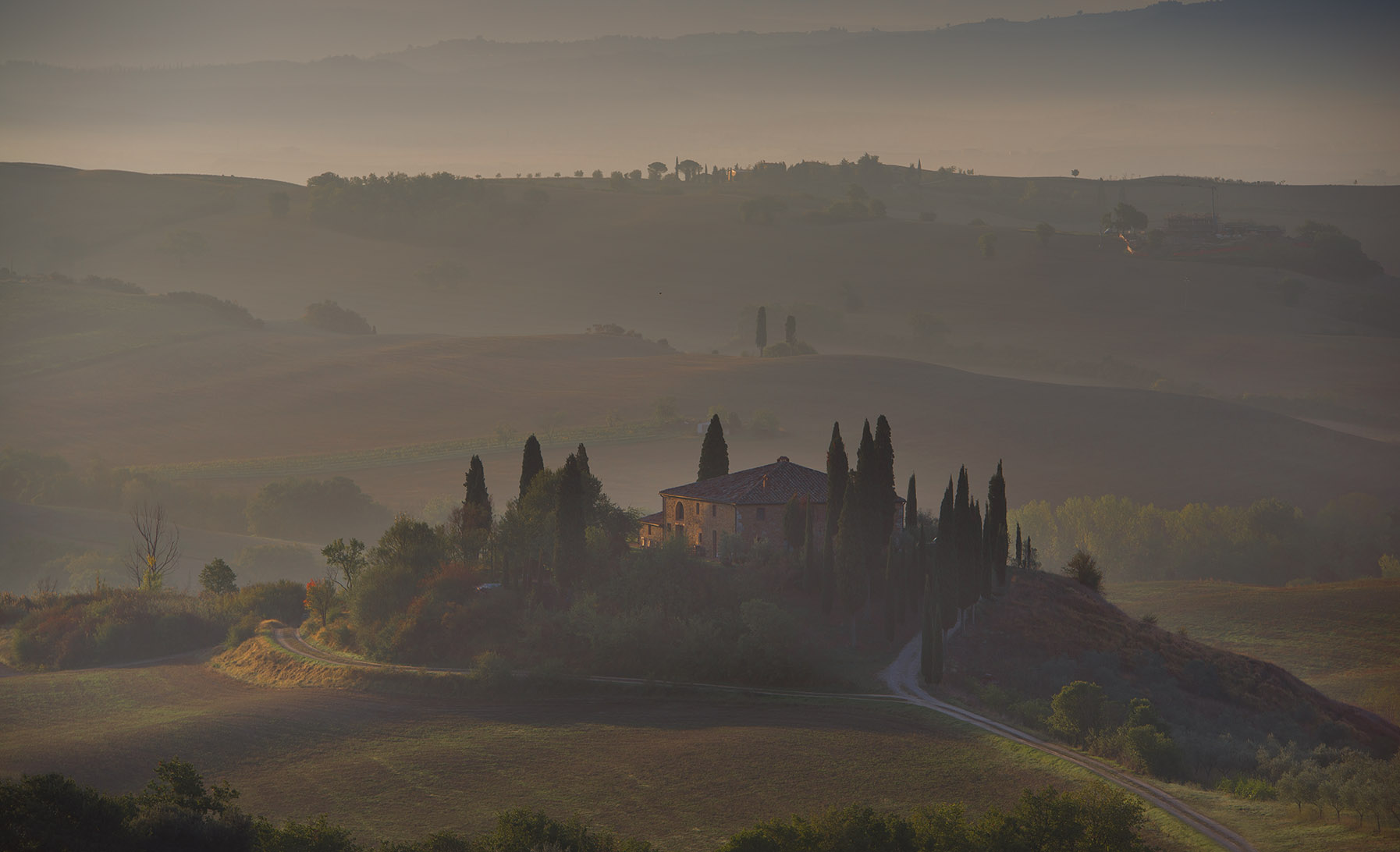Glen Il Belvedere Val D'orcia