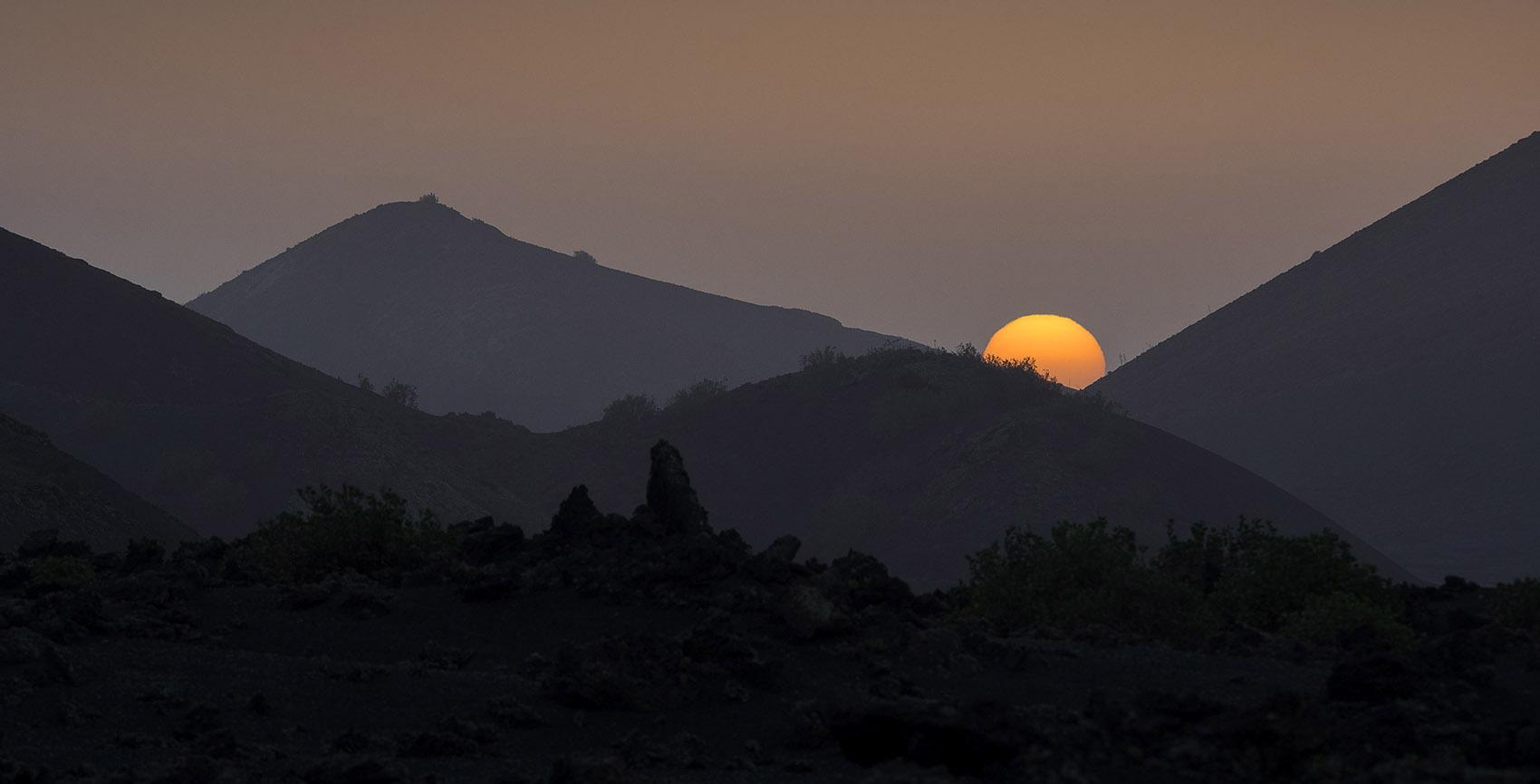 Sundown-near-MozagaLanzerote
