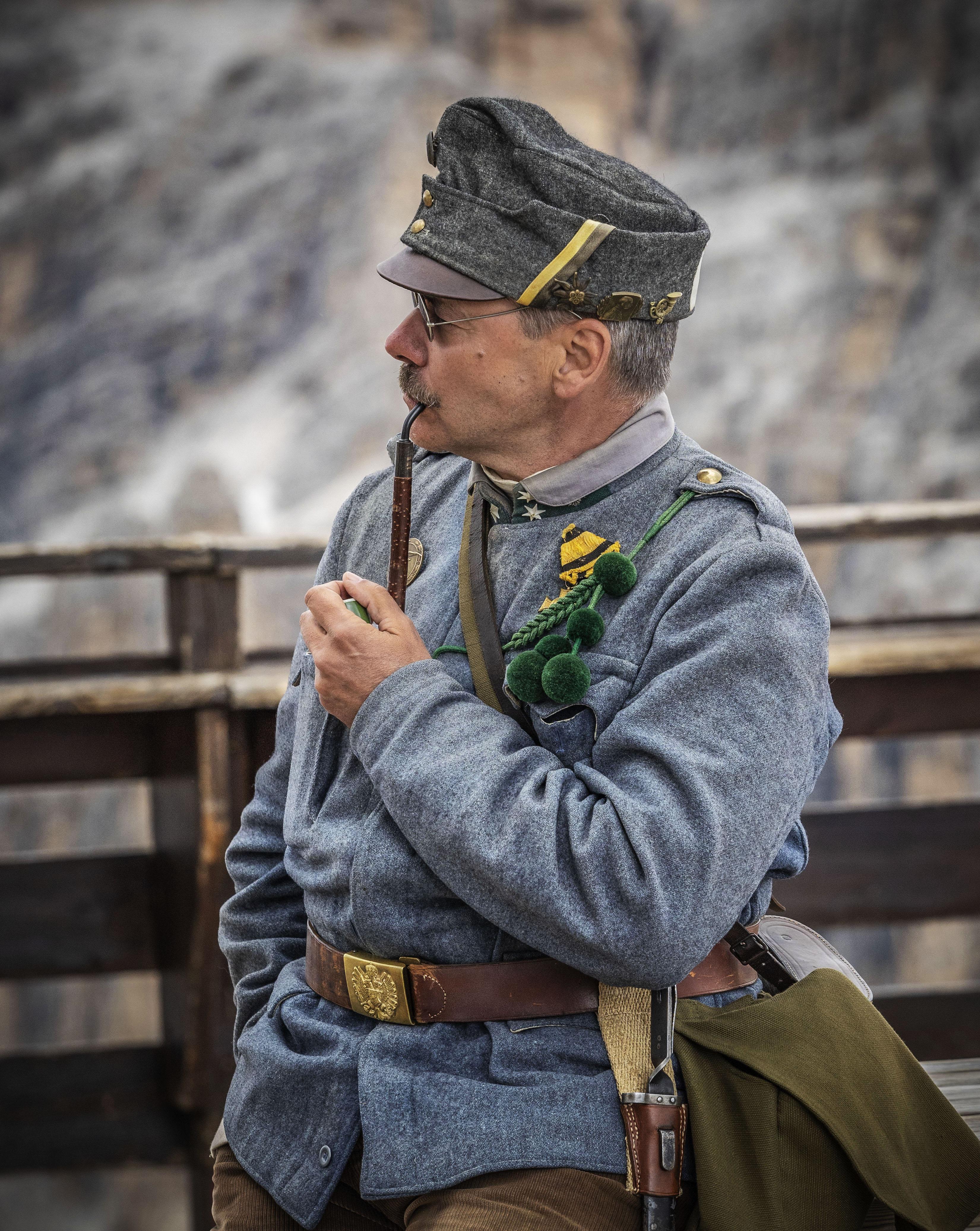First World War Soldier