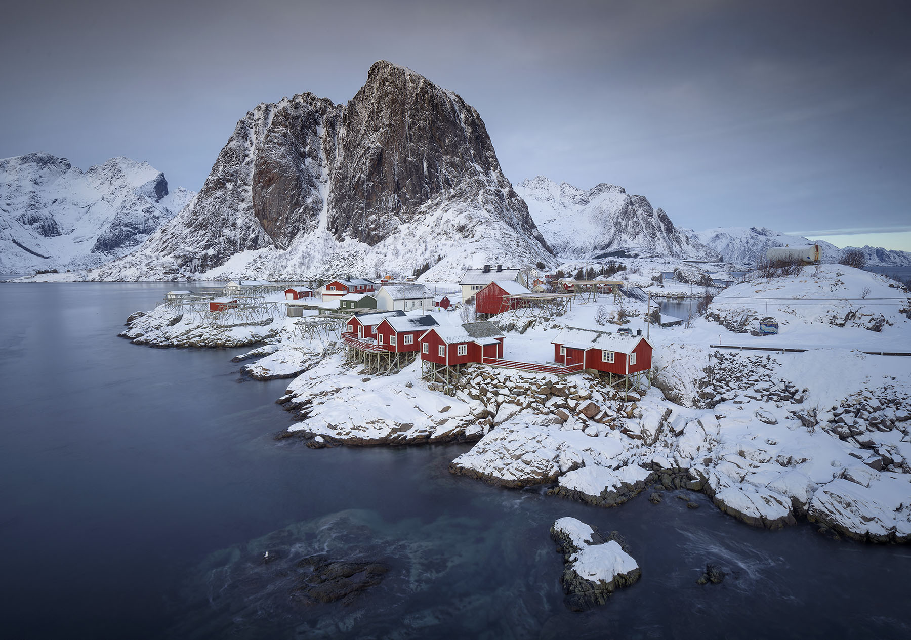 Hamnøy Lofoten Islands
