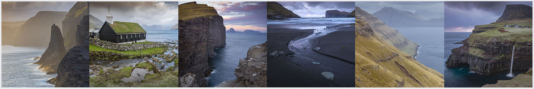 faroe islands workshop